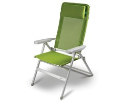 Kampa Adriatic Luxury High Back Reclining Chair