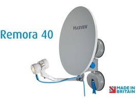Maxview Remora 40 Portable Satellite Kit