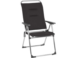 Lafuma Alu Cham Air Comfort Recliner Chair Acier