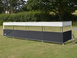 Kampa Pro Windbreak 5 Panel - Aluminium Frame