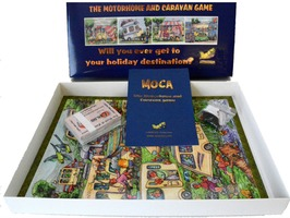 Armcher MOCA Board Game