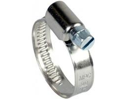 Jubilee Clips / Hose Clamp 00 (13 - 20mm) - Pack 2