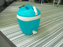 Mega 5 Litre Portable Insulated Drinks Cooler