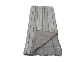 Sunncamp Super King Size Sleeping Bag - Grey Stripe