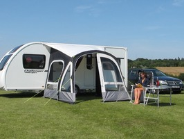 Kampa Fiesta AIR Pro 280 + FREE Accessory Package Special Offer