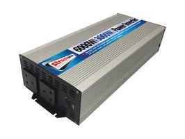 Streetwize 3000 Watt Power Inverter - DC to AC
