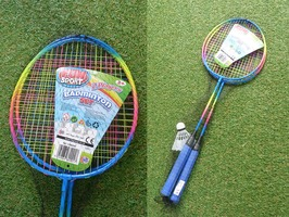Fun Sport 2 Play Children's Badminton Set