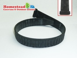 Spare Rubber Strap for Towing Mirror 395mm Long