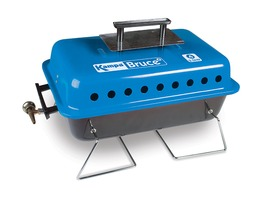 Kampa Bruce Portable Gas Barbecue with Lava Rock