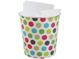 JVL Retro Waste Paper Bin