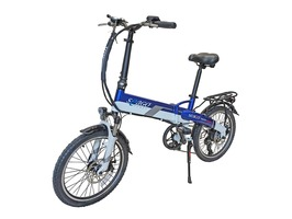 Seago E-Power Electric Folding Bike