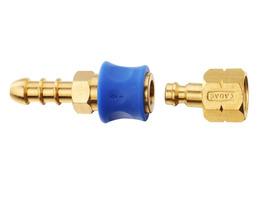 Cadac Brass Quick Release Tailpiece