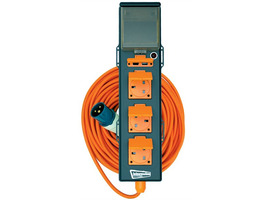 Leisurewize Acclaim Range 5 Way Mobile Mains Unit