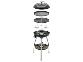 Cadac Carri Chef 2 BBQ/Chef Pan Combo + FREE BBQ Cover