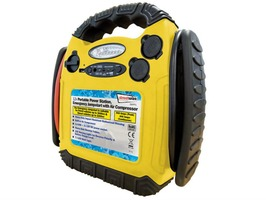 Streetwize 12v Portable Power Pack with Air Compressor