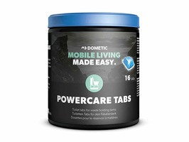 Dometic Powercare Toilet Tabs - Pack 16