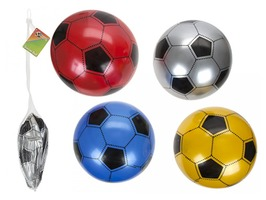 "9"" PVC Soccer Ball - Assorted Colours"
