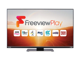 """Avtex 24"""" Wi-Fi Connected Full HD TV with Freeview Play & Satellite Decoder"""