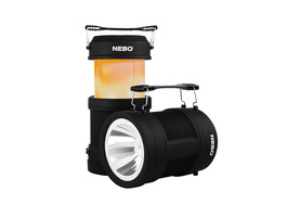 Nebo Big Poppy Rechargeable 4 in 1 Lantern, USB Power Bank