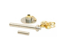 Brunner Brass Eyelets Set 20mm - 20 Pieces