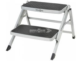 Brunner Ruckstep Alu Folding Double Step