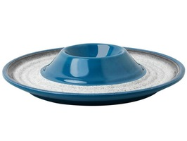 Brunner Tuscany Stone Touch Saucer Egg Cup Holder