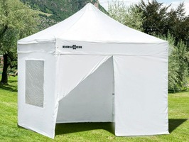 Brunner Zebo Enjoy Gazebo Sidewall Set 4