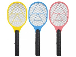 Electronic Bug Zapper Racket Shaped