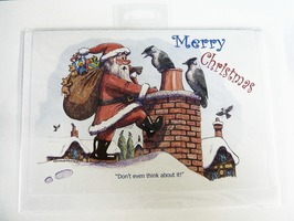 CD133 Merry Christmas Card by Armand Foster (Single)