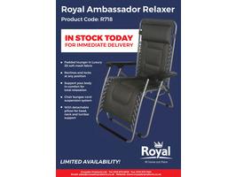 Royal Ambassador Relaxer