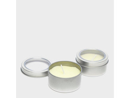 Summit Citronella Candle Tins Twin Pack