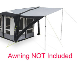 Kampa Dometic Club/Ace Pro Side Wing R/H S 2021