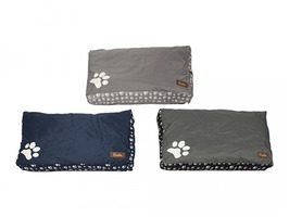 Crufts Medium Platform Pet Bed - Assorted Colours