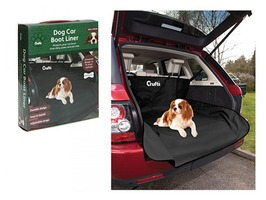 Crufts Dog Car Boot Liner - 600D Oxford Nylon