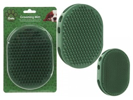 Crufts Rubber Dog Grooming Mitt