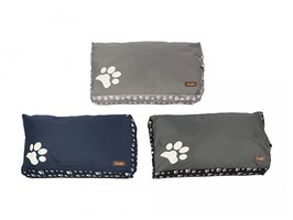 Crufts Small Platform Pet Bed - Assorted Colours