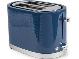 Kampa Deco Electric 2-Slice Toaster - Midnight