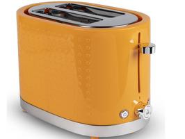 Kampa Deco Electric 2 - Slice Toaster - Sunset