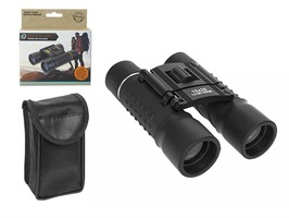 Discovery Adventures 10 x 25 Binocular with Carry Case
