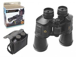 Discovery Adventures 10 x 50 Binoculars with Carry Bag