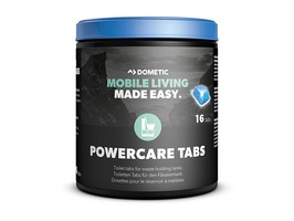 Dometic Powercare Toilet Tabs - Pack 20