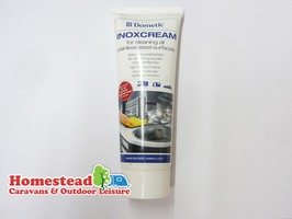 Dometic Inoxcream for Stainless Steel Surfaces - 250ml