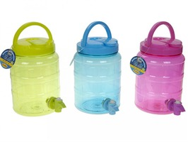 2 Litre Drinks Dispenser with Tap