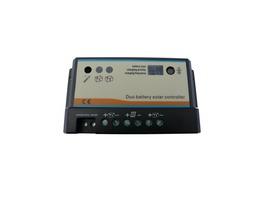 EP Solar Dual Battery Solar Controller 10A 12v/24v