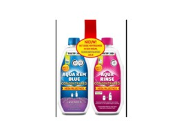 Thetford Aqua Kem Blue Lavender + Aqua Rinse Concentrated Duo Pack