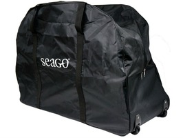 Seago Folding Bike Bag with Wheels