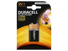 Duracell Plus Power 9V PP3 Battery set 1