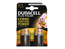 Duracell Plus Power C Alkaline Batteries MN1400 set 2