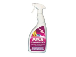 Elsan Pink Freshner Spray Bottle - 750ml