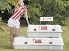 Fiamma Ultra-Box Top 2 Roof Box for Motorhomes
